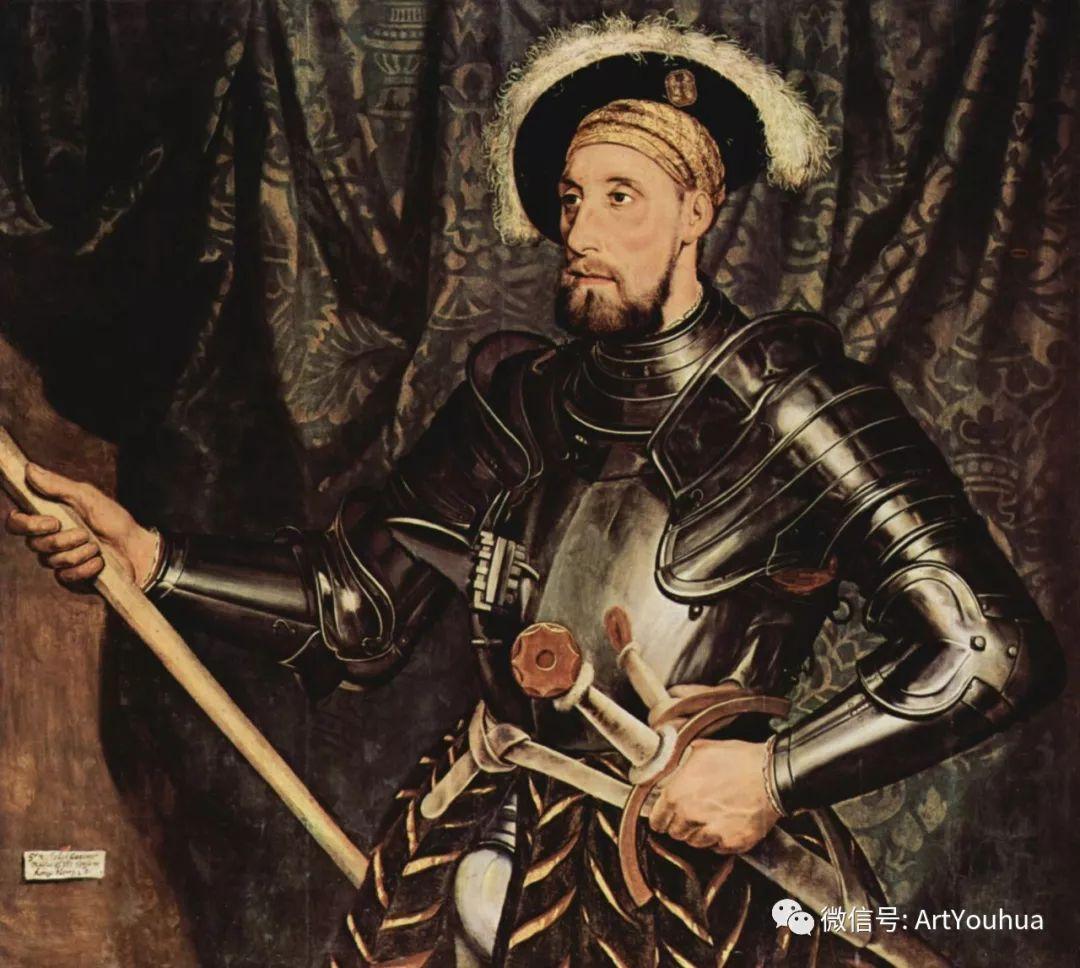 No.12 汉斯·荷尔拜因 | 16世纪德国最后一位著名的画家插图179