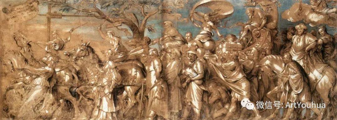 No.12 汉斯·荷尔拜因 | 16世纪德国最后一位著名的画家插图181