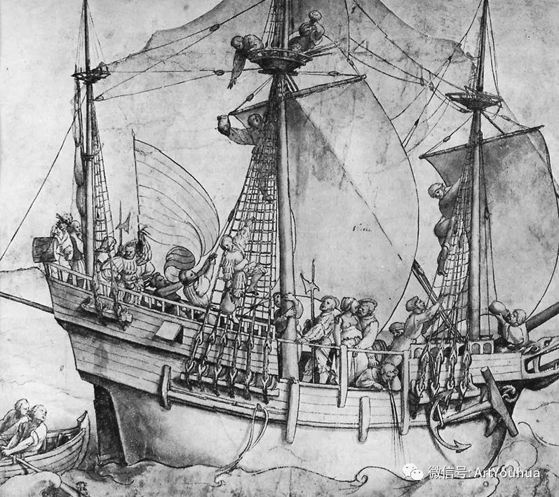 No.12 汉斯·荷尔拜因 | 16世纪德国最后一位著名的画家插图187