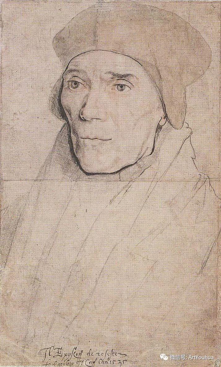 No.12 汉斯·荷尔拜因 | 16世纪德国最后一位著名的画家插图191