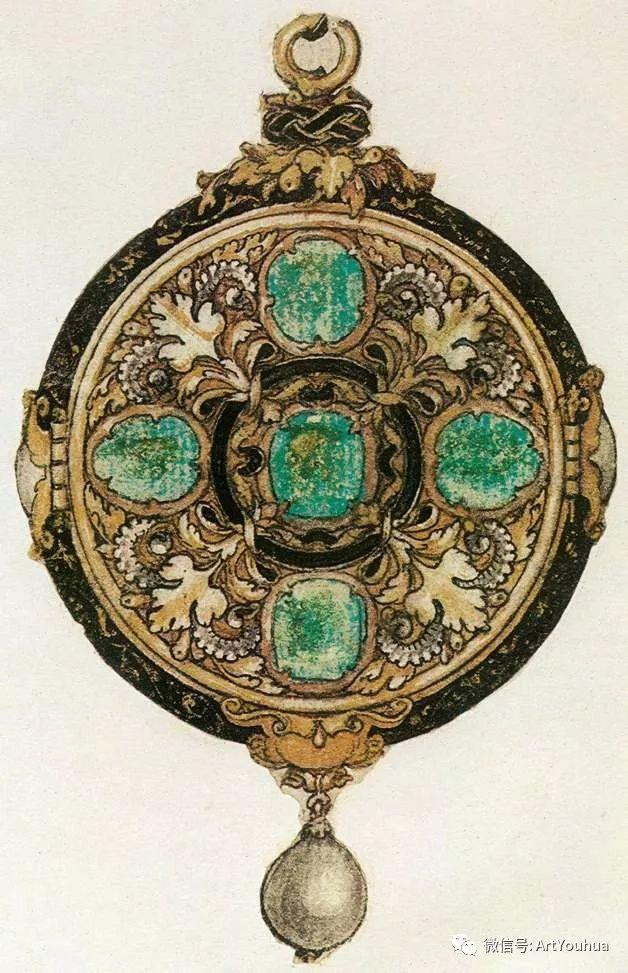 No.12 汉斯·荷尔拜因 | 16世纪德国最后一位著名的画家插图193