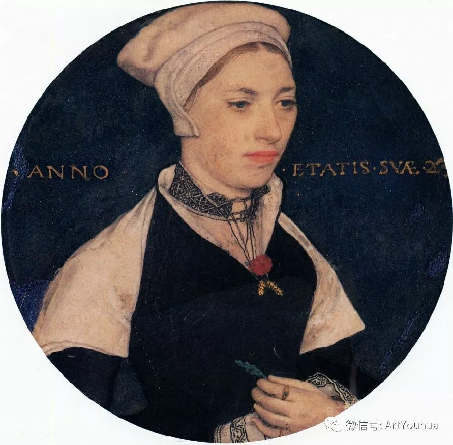 No.12 汉斯·荷尔拜因 | 16世纪德国最后一位著名的画家插图195
