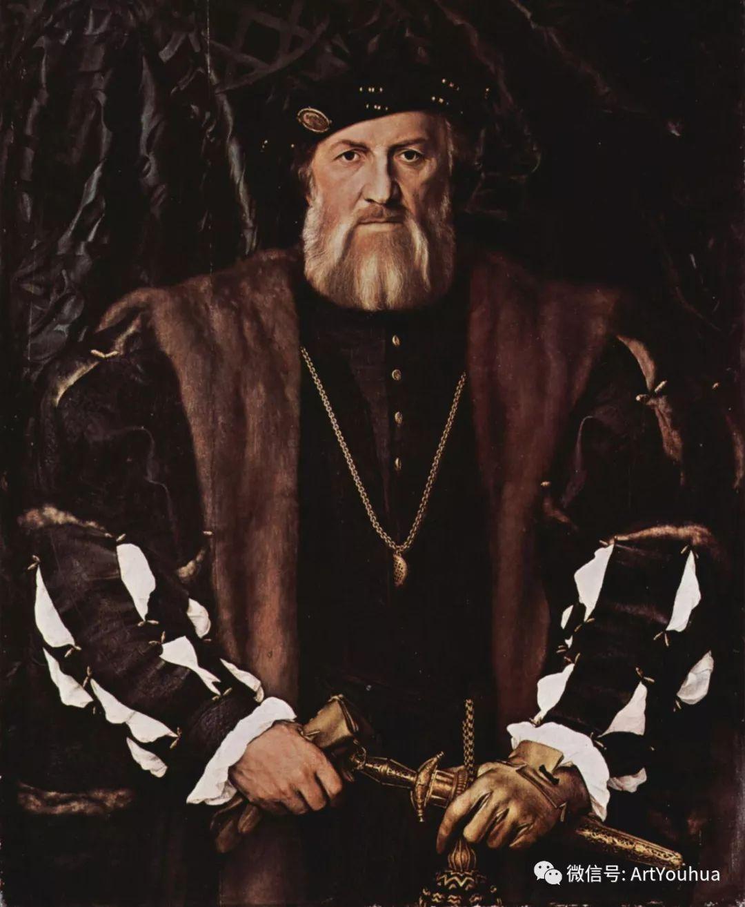 No.12 汉斯·荷尔拜因 | 16世纪德国最后一位著名的画家插图197