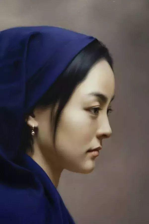 上古的空灵 王能俊油画作品欣赏插图89