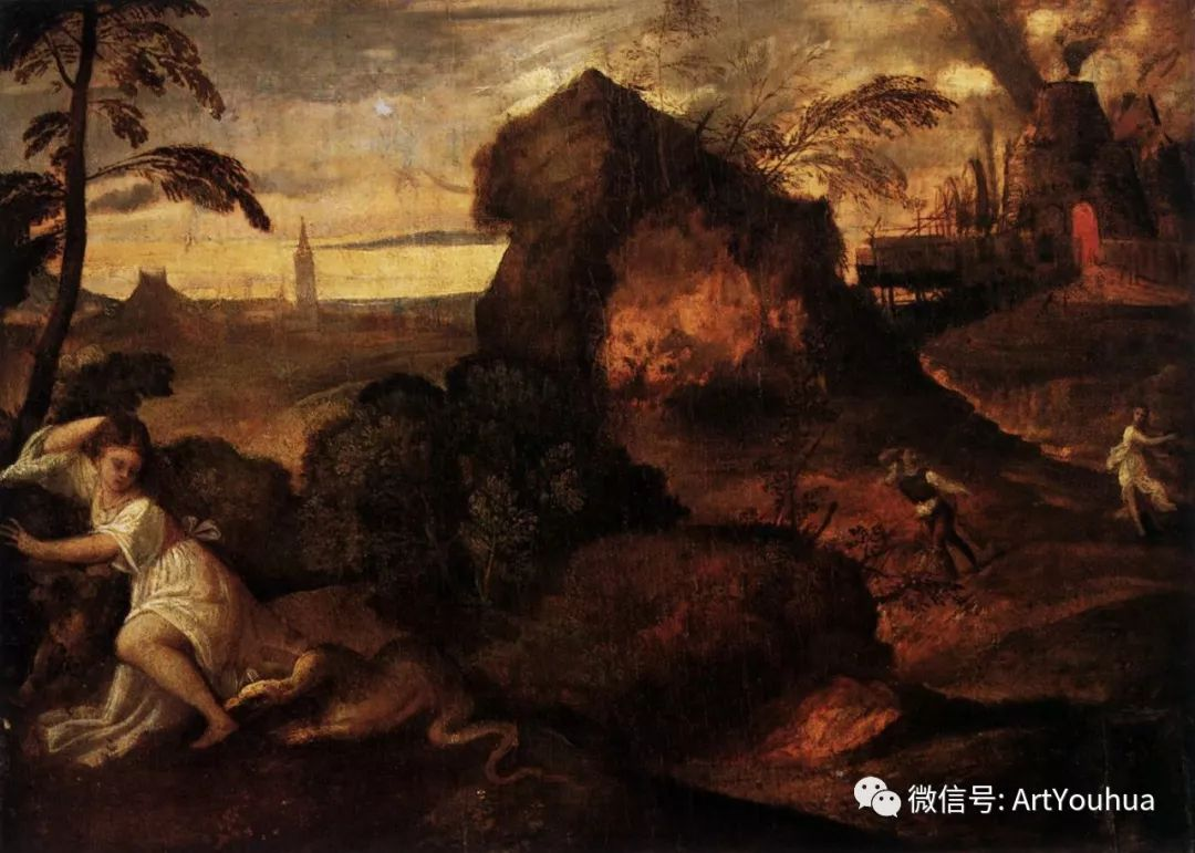 No.11 提香   意大利最有才能的画家之一插图29