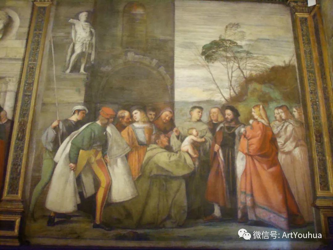 No.11 提香   意大利最有才能的画家之一插图91