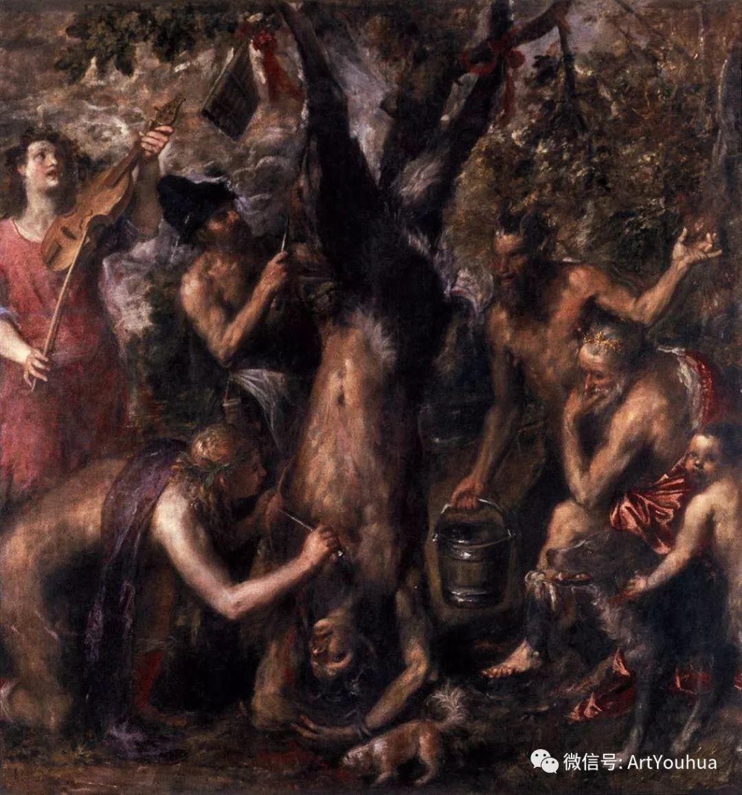 No.11 提香   意大利最有才能的画家之一插图175