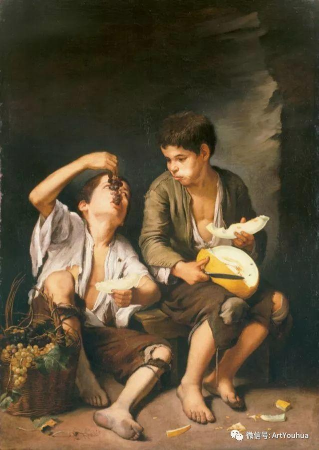 巴洛克时期西班牙画家——穆里罗插图