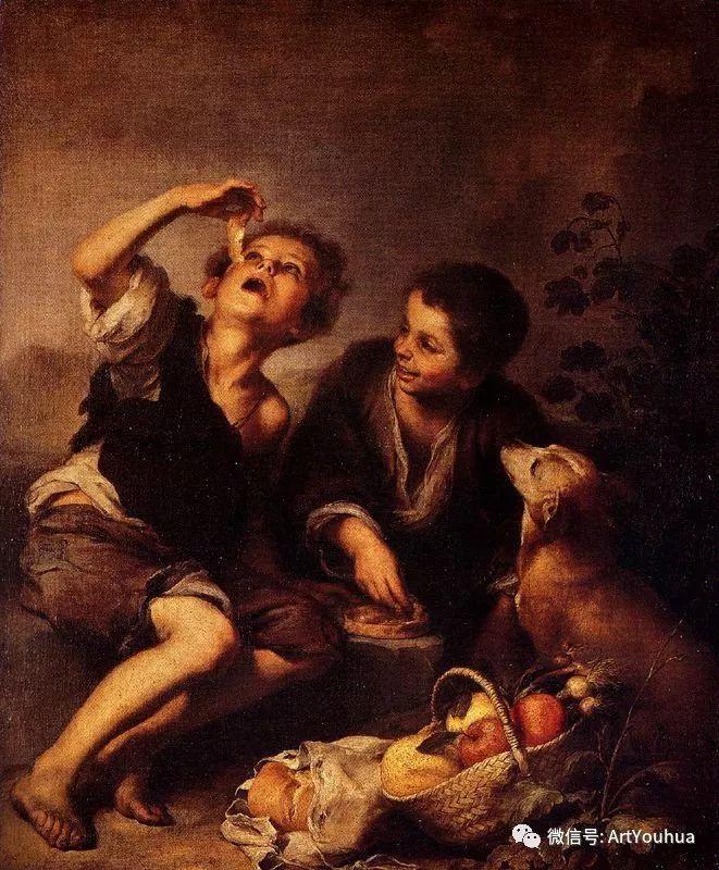 巴洛克时期西班牙画家——穆里罗插图1