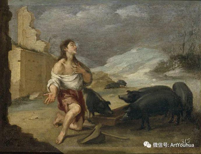 巴洛克时期西班牙画家——穆里罗插图4