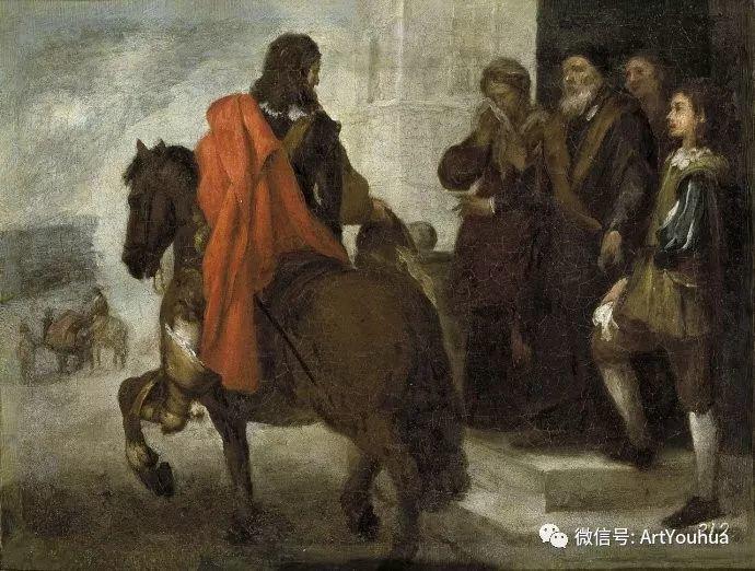 巴洛克时期西班牙画家——穆里罗插图5