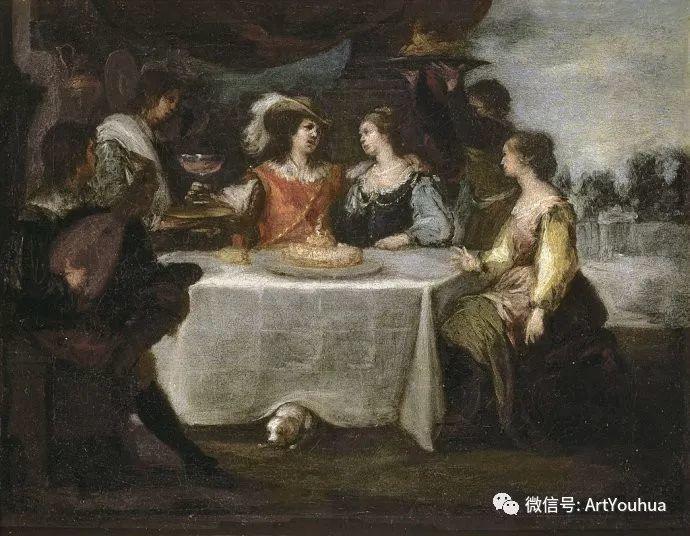 巴洛克时期西班牙画家——穆里罗插图6