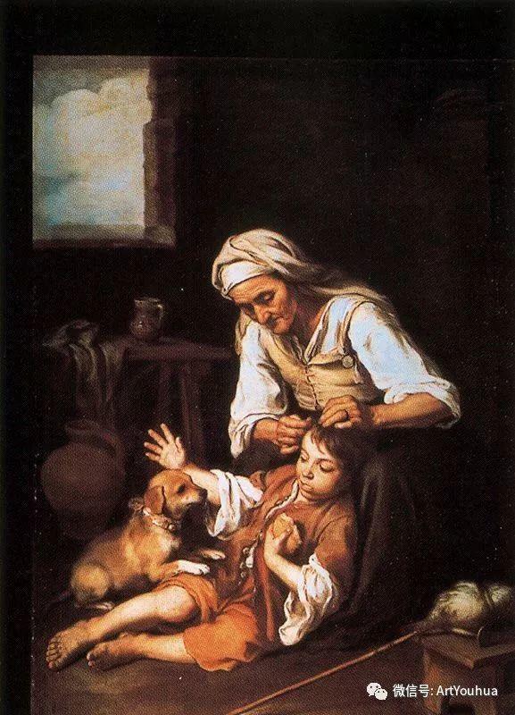 巴洛克时期西班牙画家——穆里罗插图9