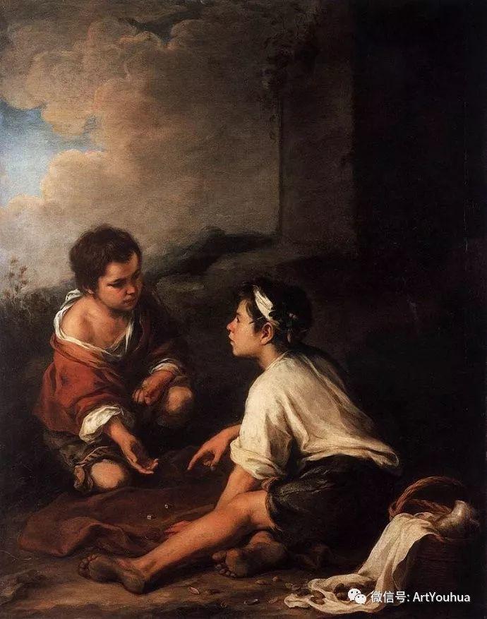 巴洛克时期西班牙画家——穆里罗插图10