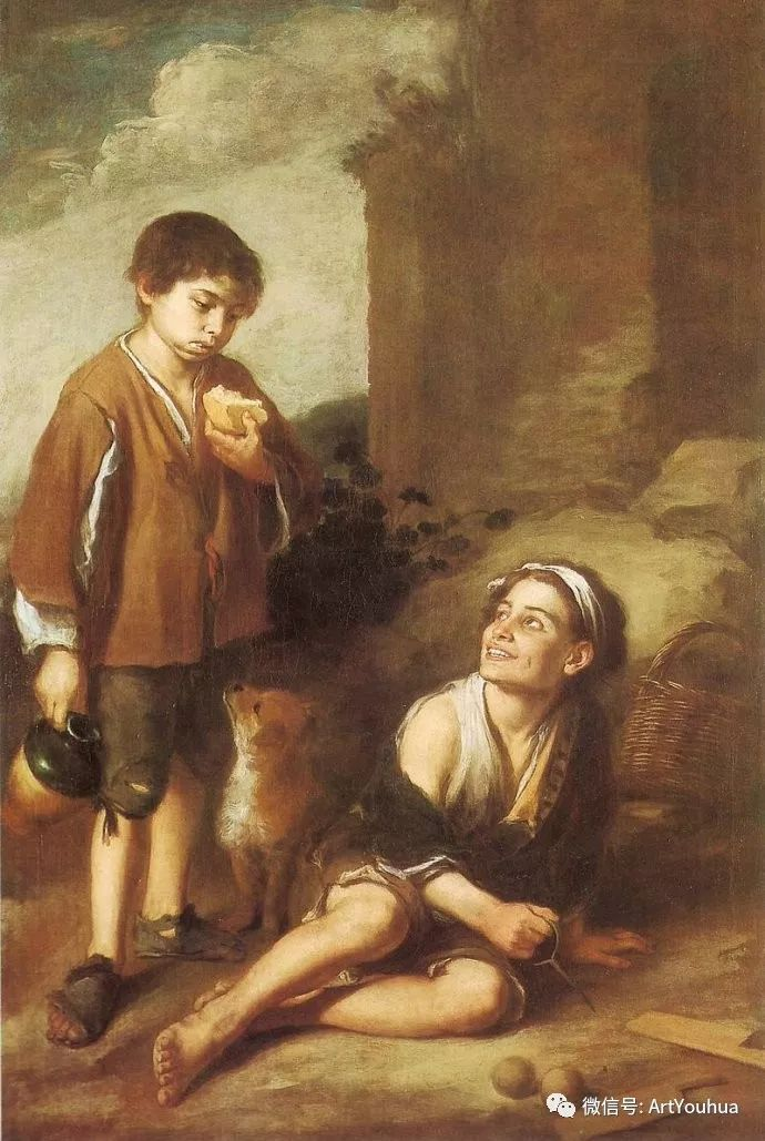 巴洛克时期西班牙画家——穆里罗插图11