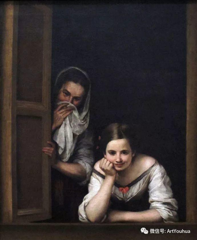 巴洛克时期西班牙画家——穆里罗插图12
