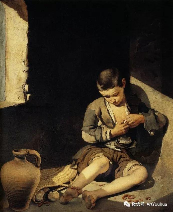巴洛克时期西班牙画家——穆里罗插图16