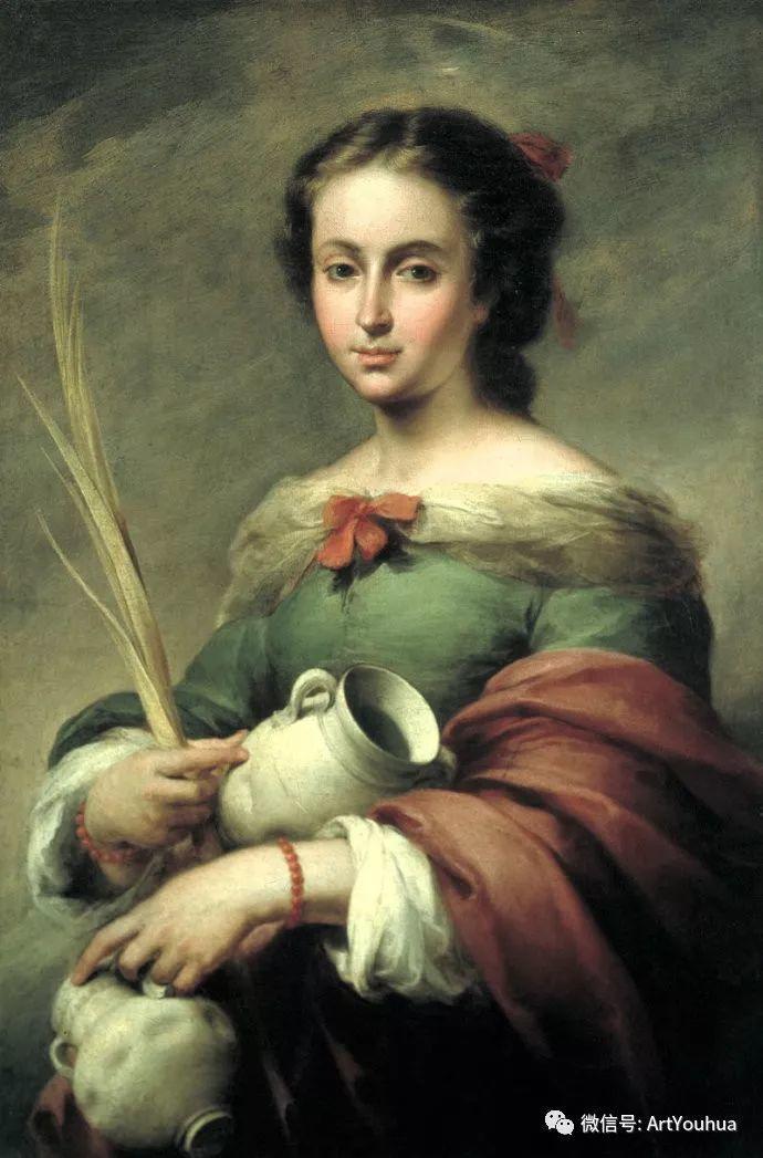 巴洛克时期西班牙画家——穆里罗插图19
