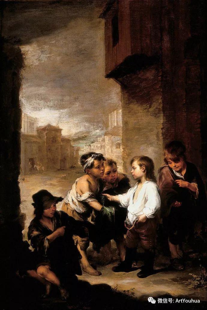 巴洛克时期西班牙画家——穆里罗插图21