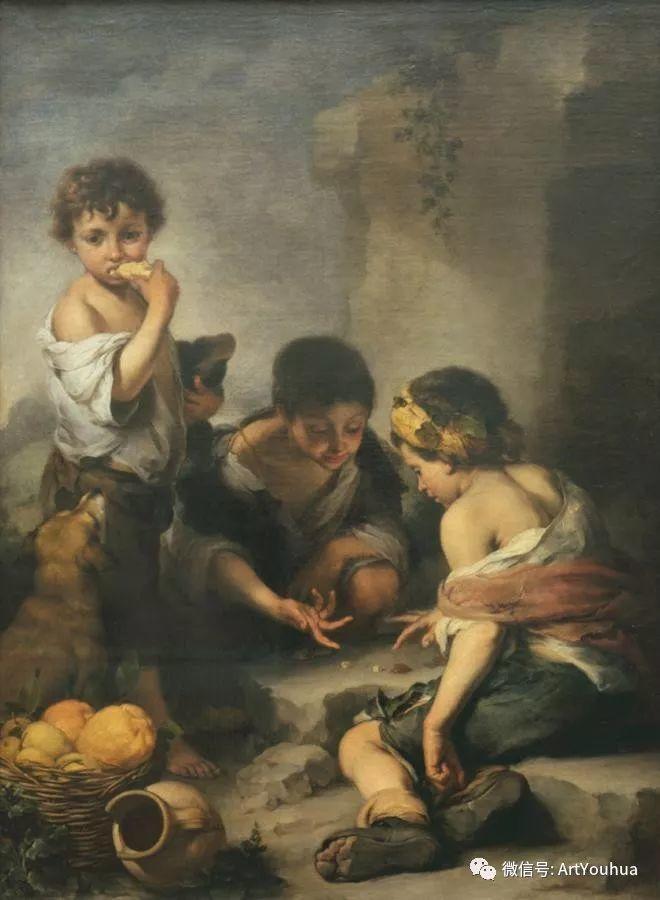巴洛克时期西班牙画家——穆里罗插图25