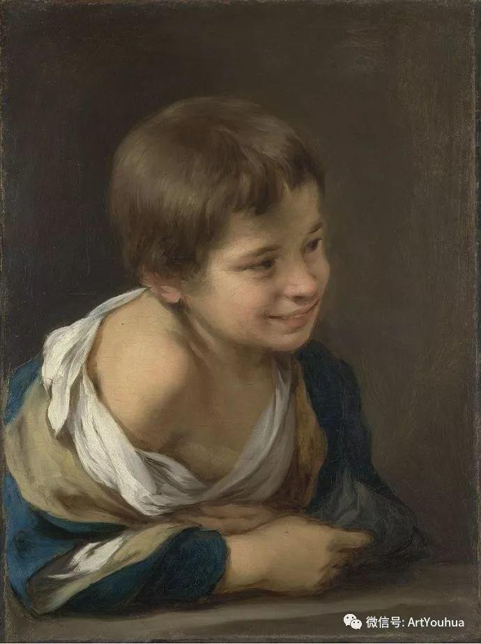 巴洛克时期西班牙画家——穆里罗插图26