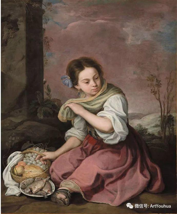 巴洛克时期西班牙画家——穆里罗插图28