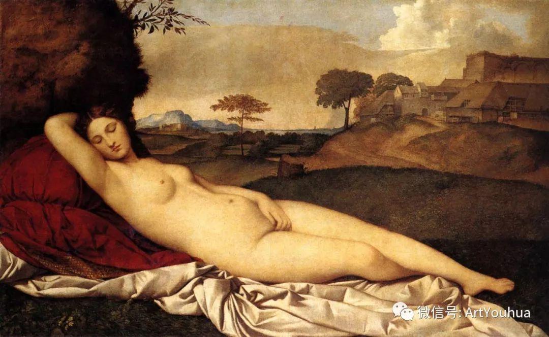 连载No.9 乔尔乔内 | 著名的意大利威尼斯画派画家插图11