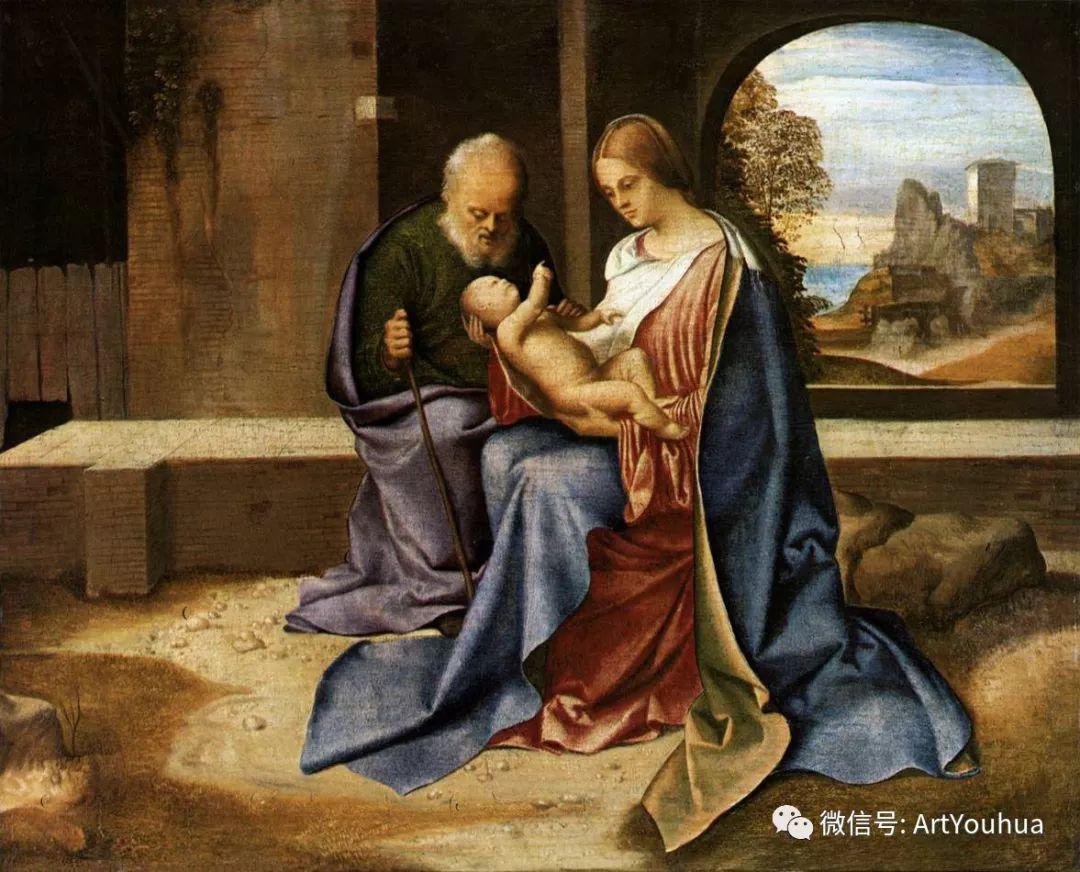 连载No.9 乔尔乔内 | 著名的意大利威尼斯画派画家插图15