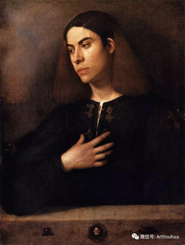 连载No.9 乔尔乔内 | 著名的意大利威尼斯画派画家插图17