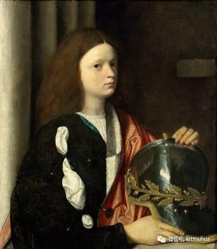 连载No.9 乔尔乔内 | 著名的意大利威尼斯画派画家插图21
