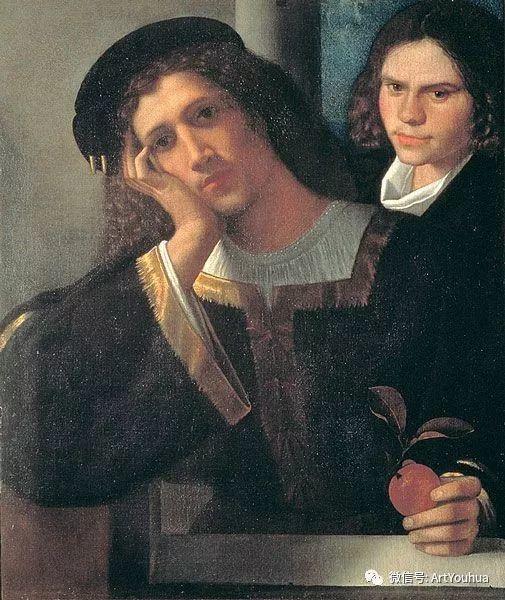 连载No.9 乔尔乔内 | 著名的意大利威尼斯画派画家插图23