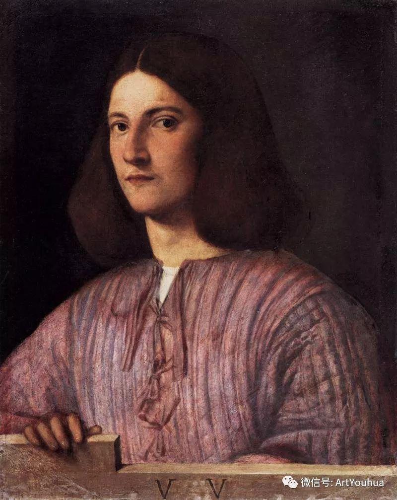 连载No.9 乔尔乔内 | 著名的意大利威尼斯画派画家插图27