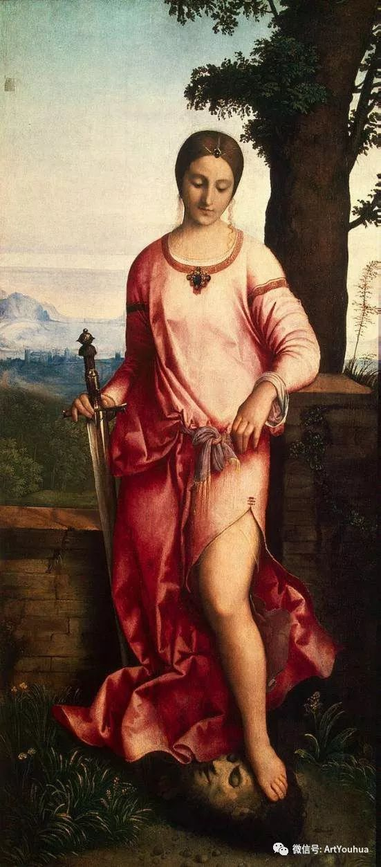 连载No.9 乔尔乔内 | 著名的意大利威尼斯画派画家插图29