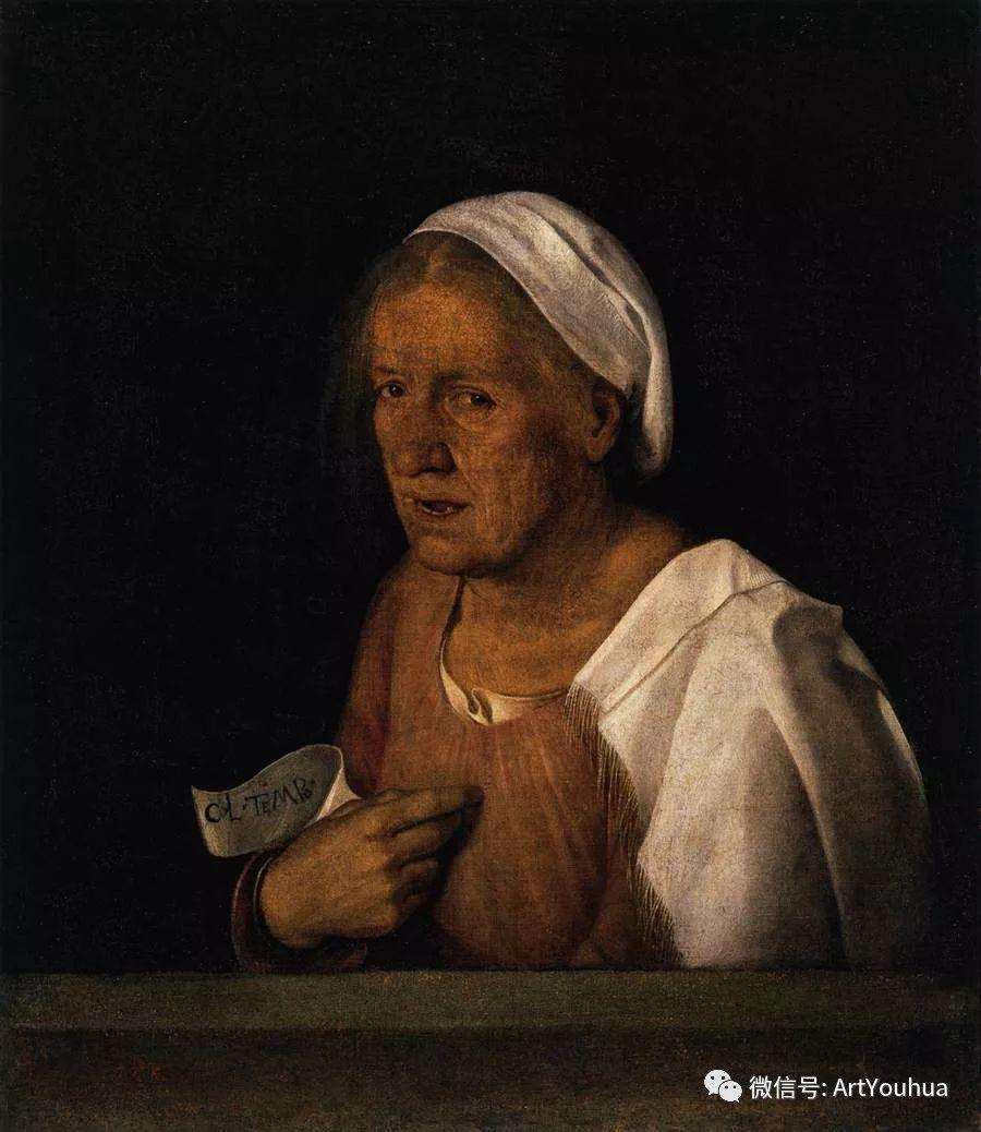 连载No.9 乔尔乔内 | 著名的意大利威尼斯画派画家插图31