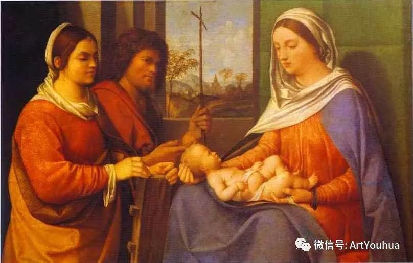连载No.9 乔尔乔内 | 著名的意大利威尼斯画派画家插图39