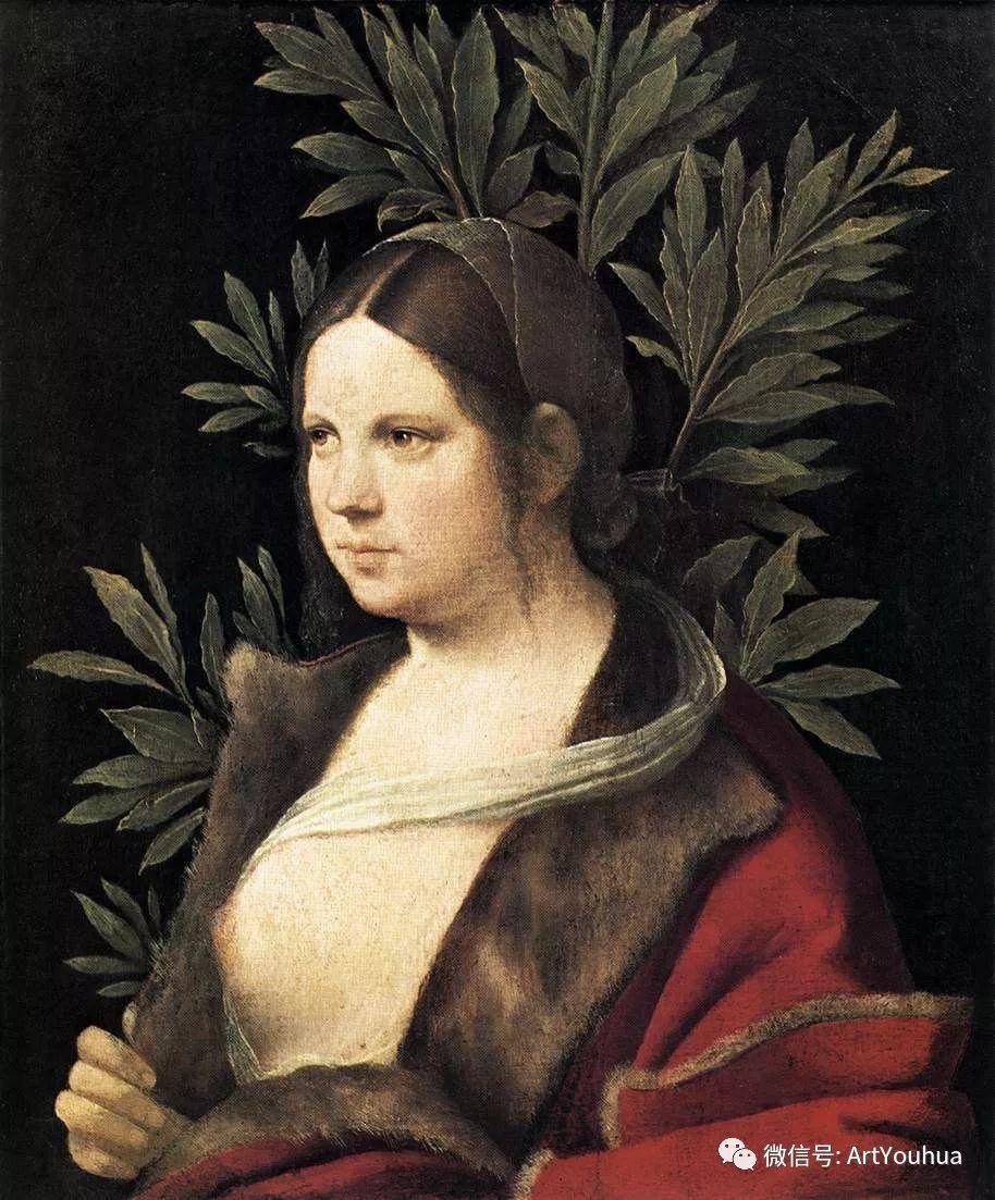 连载No.9 乔尔乔内 | 著名的意大利威尼斯画派画家插图41