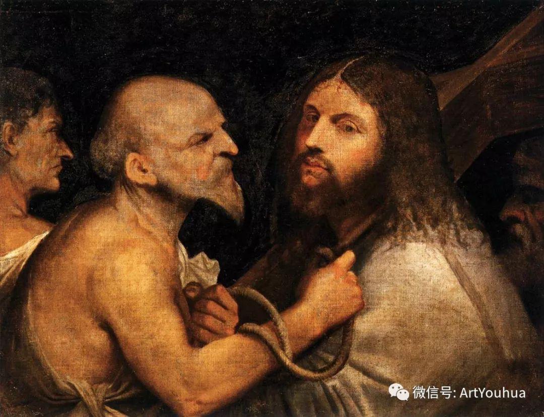 连载No.9 乔尔乔内 | 著名的意大利威尼斯画派画家插图45