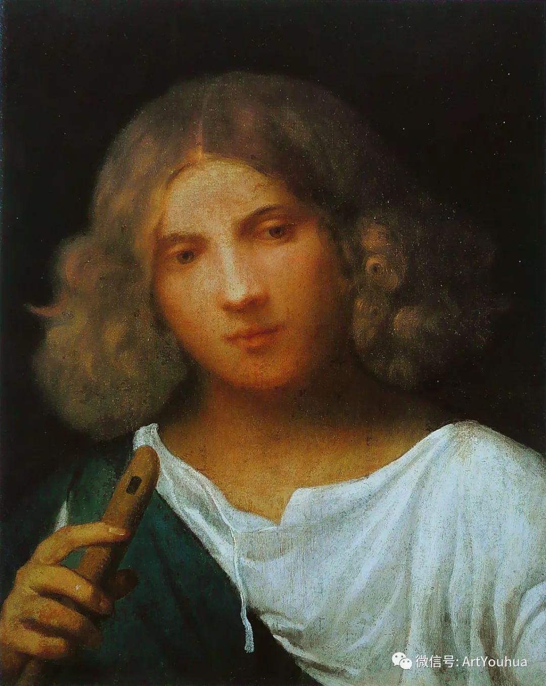 连载No.9 乔尔乔内 | 著名的意大利威尼斯画派画家插图49