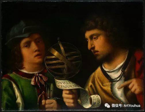 连载No.9 乔尔乔内 | 著名的意大利威尼斯画派画家插图51