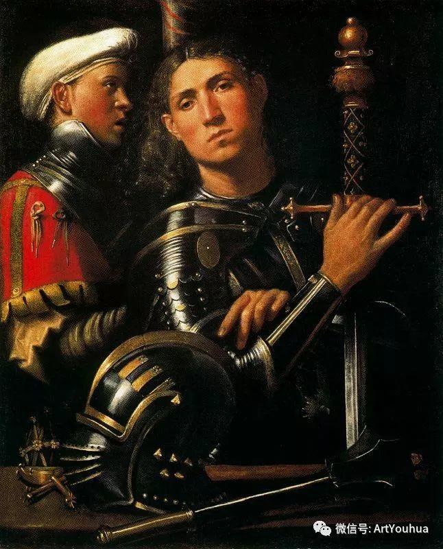 连载No.9 乔尔乔内 | 著名的意大利威尼斯画派画家插图57