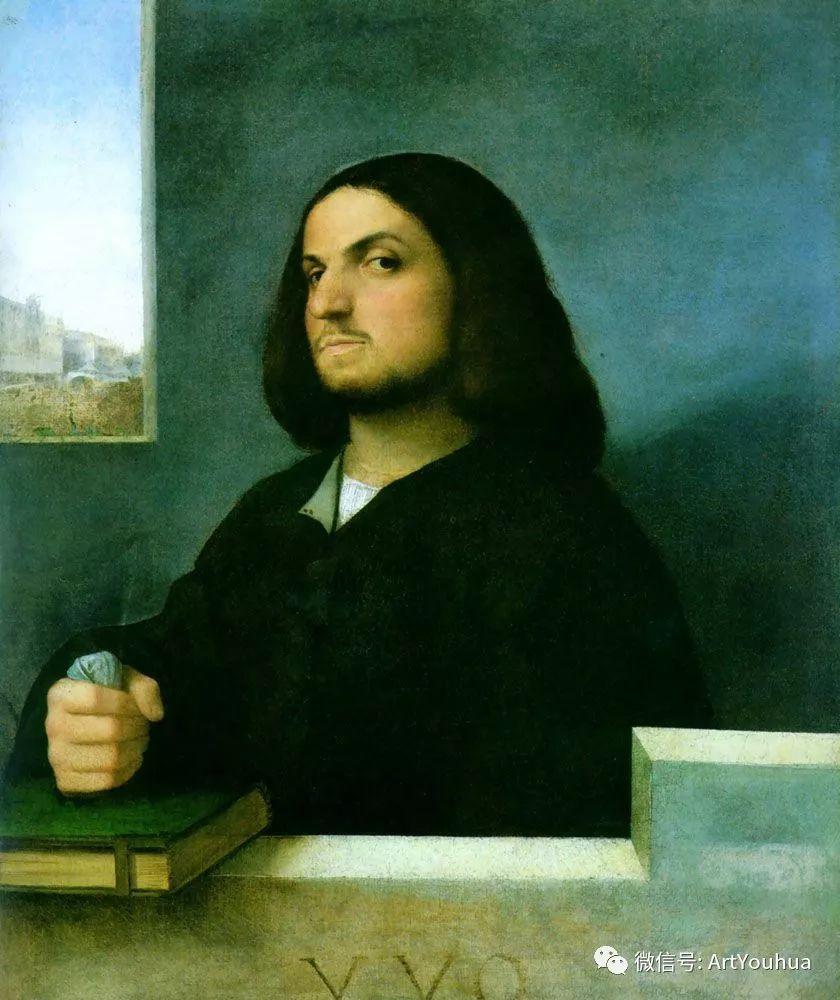连载No.9 乔尔乔内 | 著名的意大利威尼斯画派画家插图61