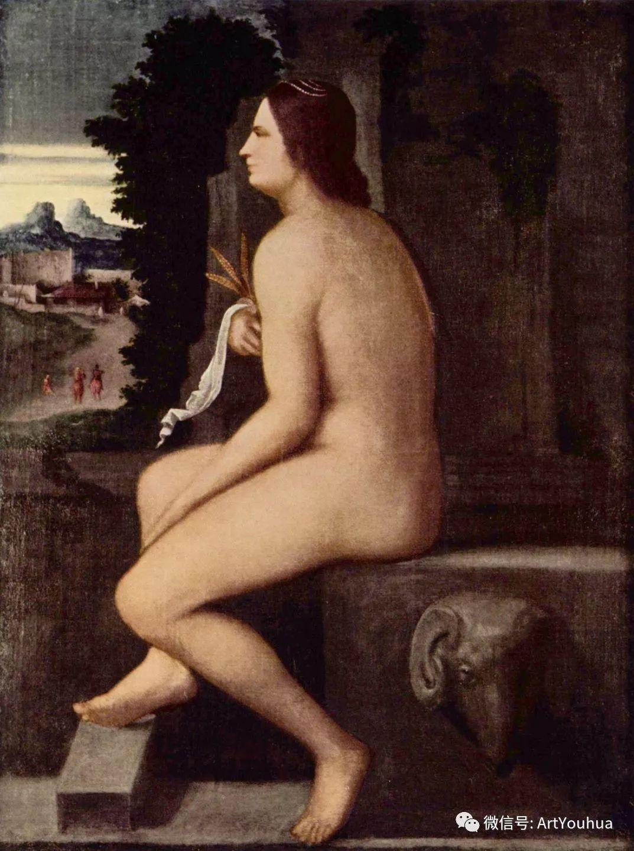 连载No.9 乔尔乔内 | 著名的意大利威尼斯画派画家插图75