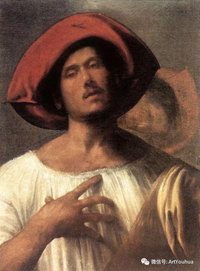 连载No.9 乔尔乔内 | 著名的意大利威尼斯画派画家插图79