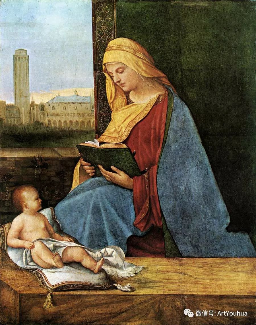 连载No.9 乔尔乔内 | 著名的意大利威尼斯画派画家插图81
