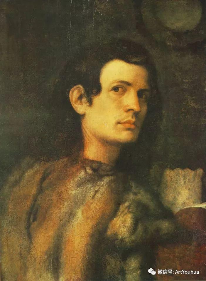 连载No.9 乔尔乔内 | 著名的意大利威尼斯画派画家插图85