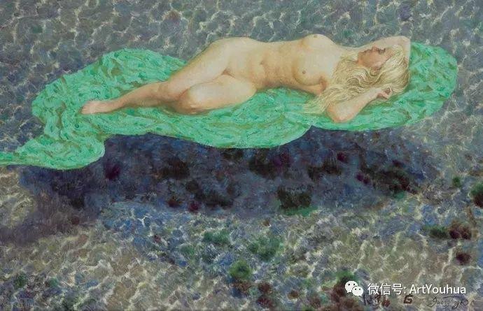 钢水·汗水 广廷渤油画欣赏插图10
