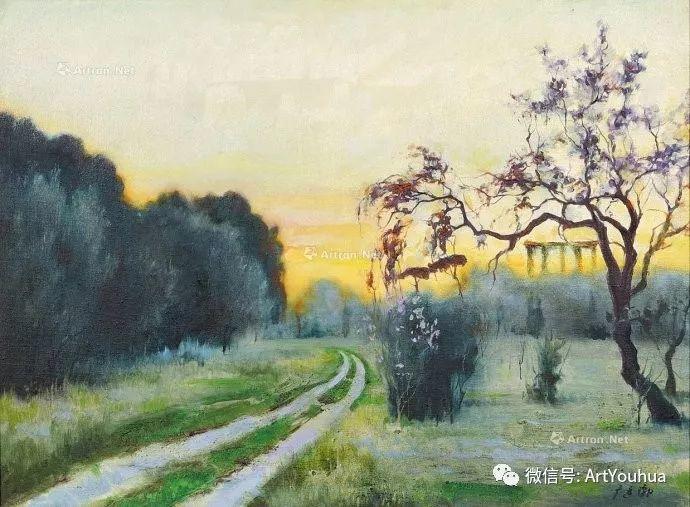 钢水·汗水 广廷渤油画欣赏插图11