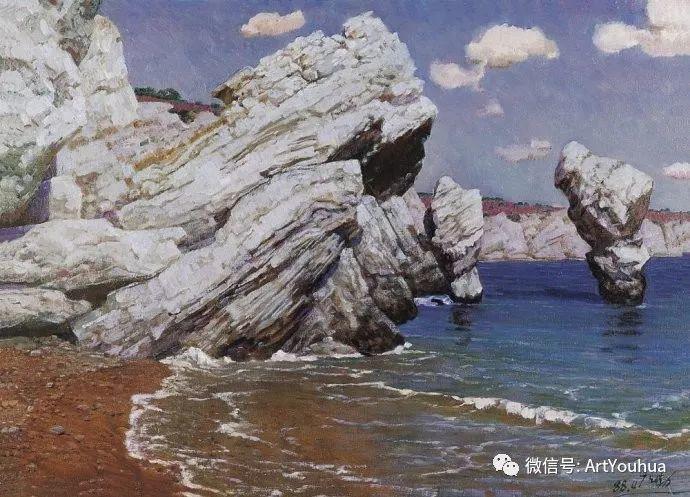 钢水·汗水 广廷渤油画欣赏插图12