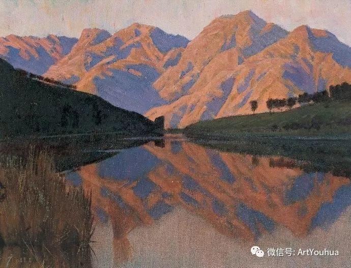 钢水·汗水 广廷渤油画欣赏插图16