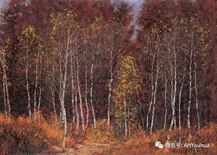 钢水·汗水 广廷渤油画欣赏插图17